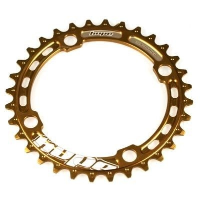 Hope SINGLE/DH CHAIN RING - 104MM 36T Золотой